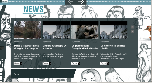 Favino - news
