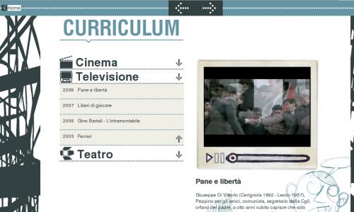 Favino - curriculum