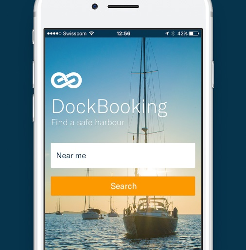 DockBooking App