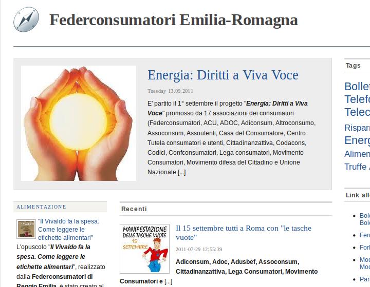 Federconsumatori - Home page